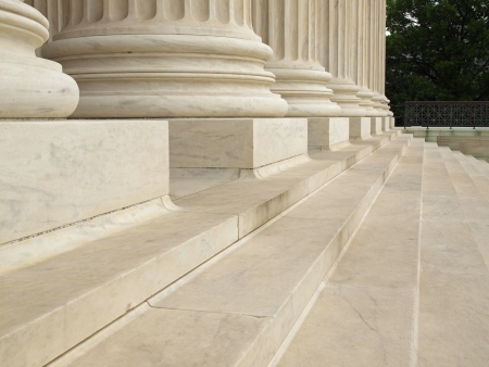 9815397 - steps and columns at the entrance of the united states supreme court in washington dc